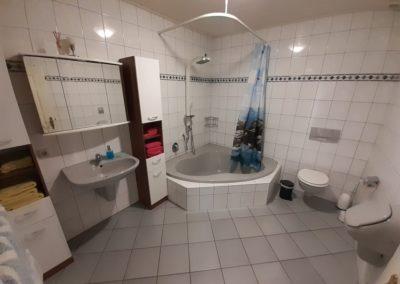 Hof Postel Hemmoor Badezimmer