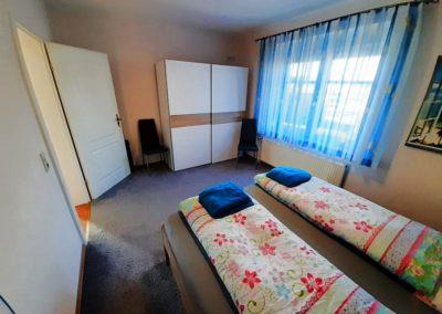 Hof Postel Hemmoor Schlafzimmer